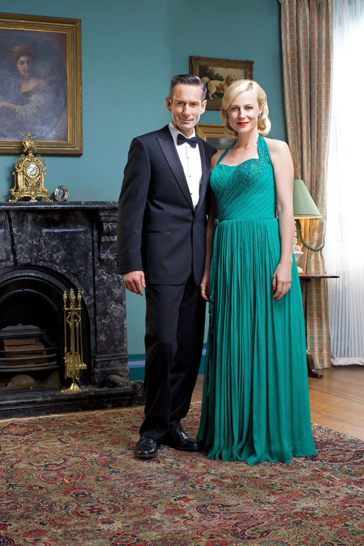 Brett Climo & Marta Dusseldorp