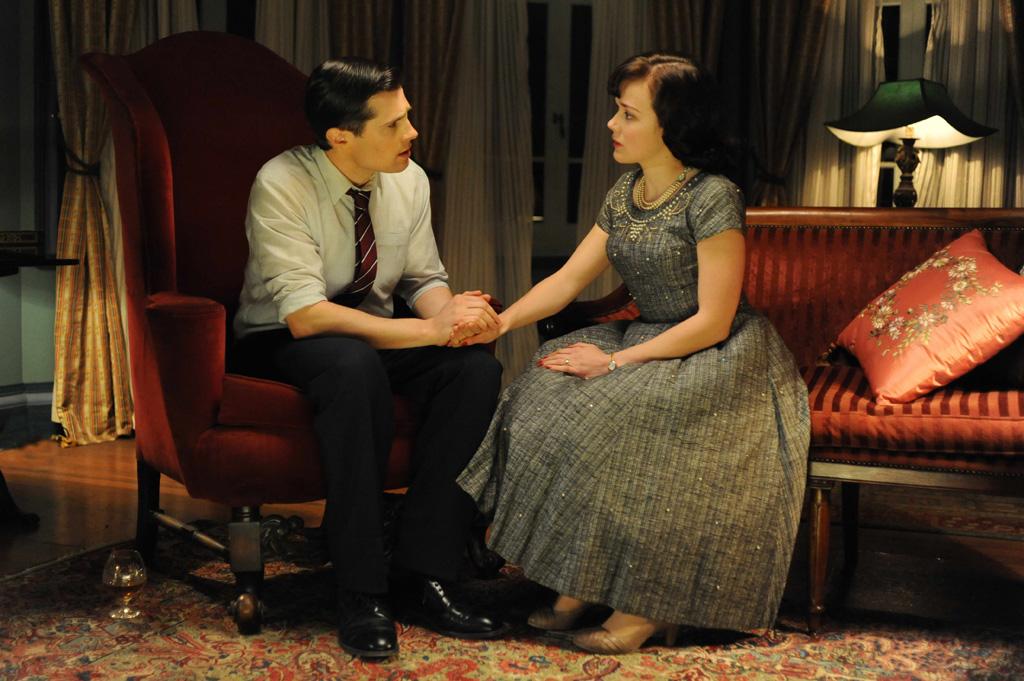 James confesses the same story to Olivia . copy
