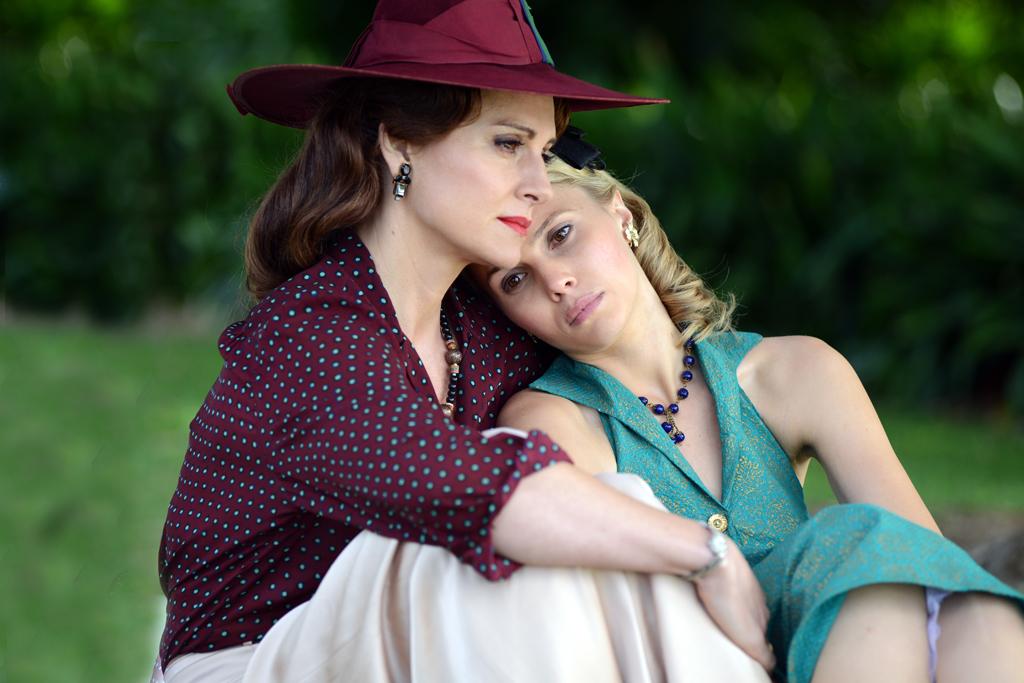 carolyn and anna