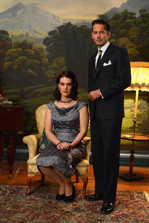 george and regina